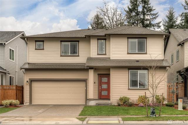 17801 131st St E, Bonney Lake, WA 98391 (#1640658) :: Better Properties Lacey