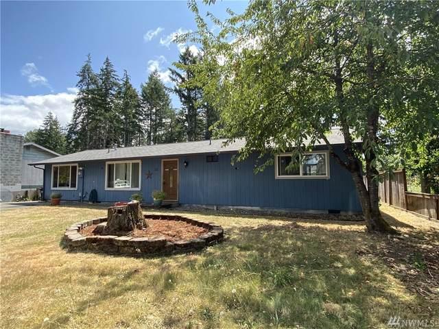 31 E Willow Place, Shelton, WA 98584 (#1640683) :: KW North Seattle