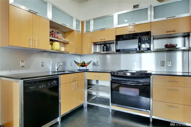 1120 Cliff Ave #305, Tacoma, WA 98402 (#1640774) :: Better Properties Lacey