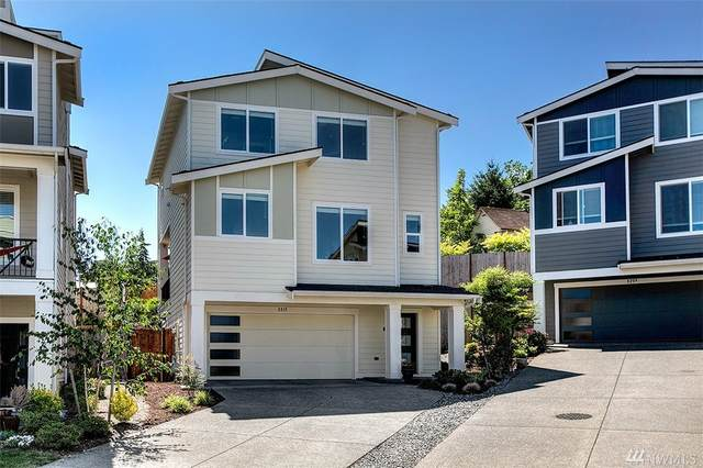 8215 S 118th Court, Seattle, WA 98178 (#1640808) :: The Original Penny Team
