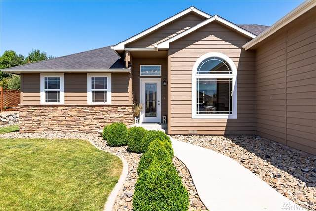 251 Lilly Lane, Wenatchee, WA 98801 (#1640841) :: Better Properties Lacey