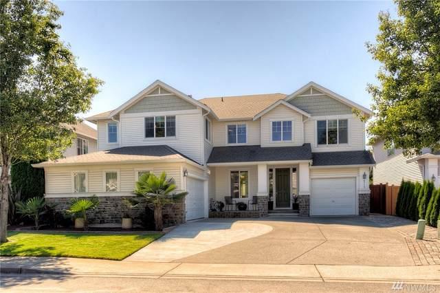 6719 Lindsay Ave SE, Auburn, WA 98092 (#1640853) :: Keller Williams Realty