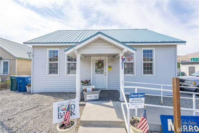 310 E Johnson Ave, Chelan, WA 98816 (#1640876) :: Better Properties Lacey