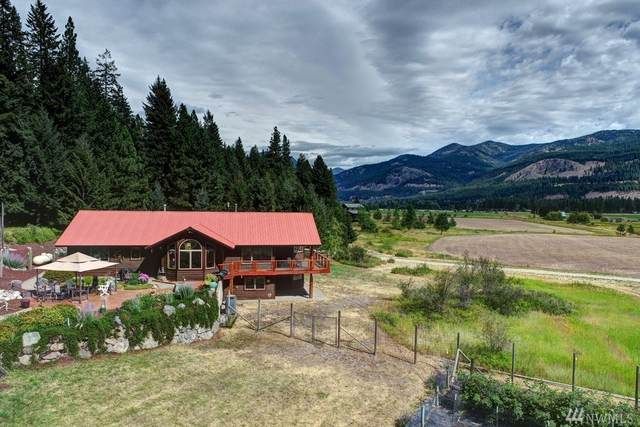 100 Kumm Road, Winthrop, WA 98833 (#1640913) :: Pacific Partners @ Greene Realty