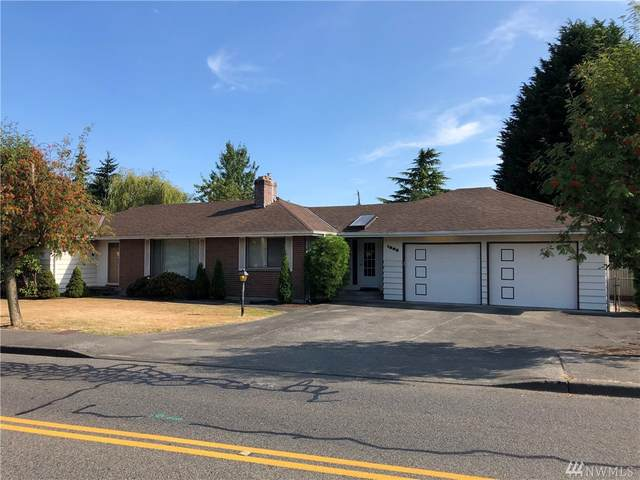 1805 SW 116th Street, Burien, WA 98146 (#1640943) :: Mike & Sandi Nelson Real Estate