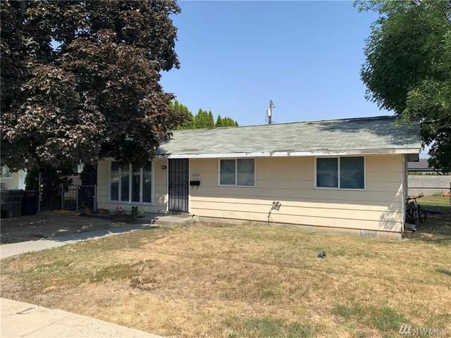 1223 Methow St, Wenatchee, WA 98801 (#1640958) :: Better Properties Lacey