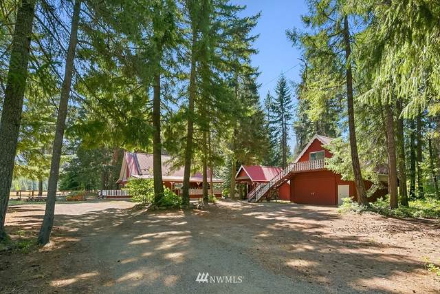 260 Silver Trail Road, Easton, WA 98925 (#1640964) :: Ben Kinney Real Estate Team