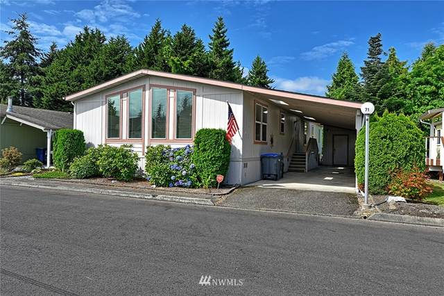 1427 100th Street SW #71, Everett, WA 98204 (#1641019) :: Becky Barrick & Associates, Keller Williams Realty