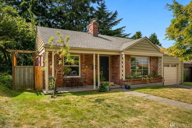 3919 SW Rose St, Seattle, WA 98136 (#1641025) :: Better Properties Lacey