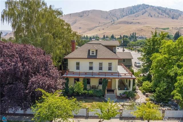 304 E Wapato Ave, Chelan, WA 98816 (#1641063) :: Better Properties Lacey
