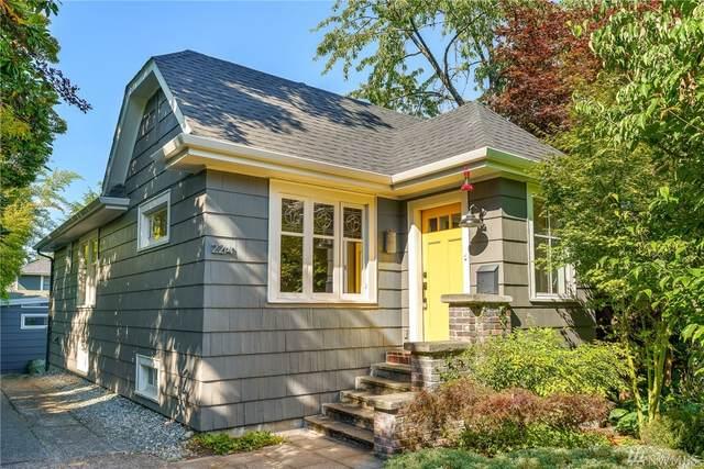 2214 E Mcgraw St, Seattle, WA 98112 (#1641067) :: Better Properties Lacey