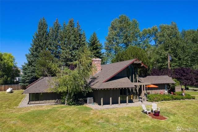 381 Rosebriar Lane, Ellensburg, WA 98926 (MLS #1641178) :: Nick McLean Real Estate Group