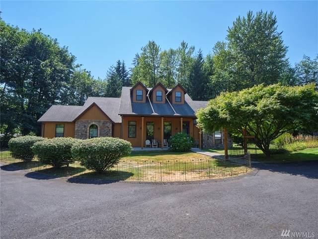 4179 Old Lewis River Rd, Woodland, WA 98674 (#1641243) :: Ben Kinney Real Estate Team