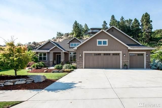 1605 Quail Hollow Lane, Wenatchee, WA 98801 (#1641272) :: Better Properties Lacey