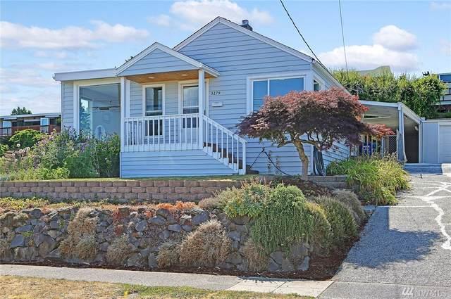 3279 35th Ave SW, Seattle, WA 98126 (#1641273) :: Ben Kinney Real Estate Team