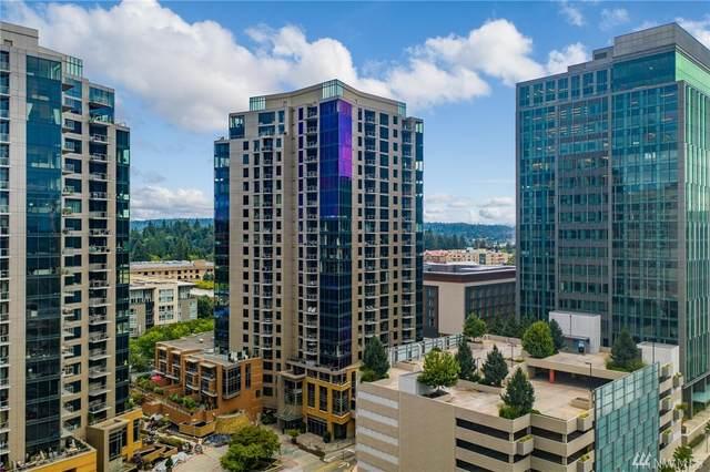 10650 NE 9th Place #721, Bellevue, WA 98004 (#1641283) :: The Shiflett Group