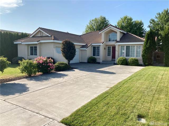 113 E Inglewood Dr, Moses Lake, WA 98837 (#1641288) :: Better Properties Lacey