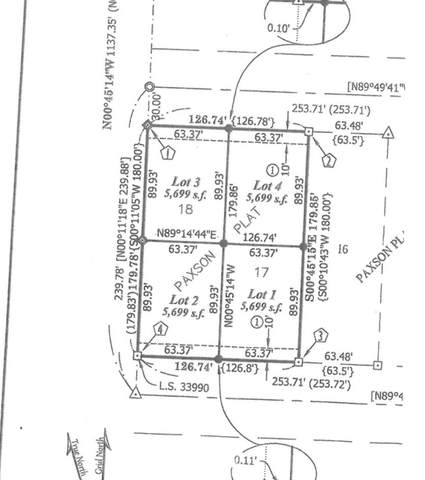 0 W Luta Street, Moses Lake, WA 98837 (#1641314) :: Ben Kinney Real Estate Team
