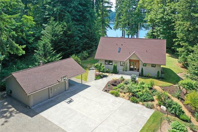 6866 NE Bergman Road, Bainbridge Island, WA 98110 (#1641324) :: Hauer Home Team