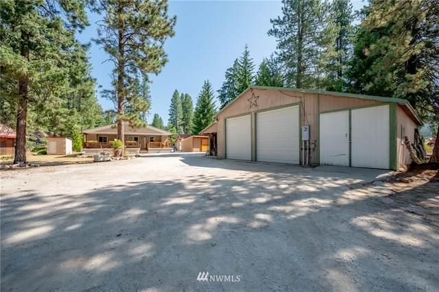18751 Pine Loop S, Leavenworth, WA 98826 (#1641344) :: NextHome South Sound