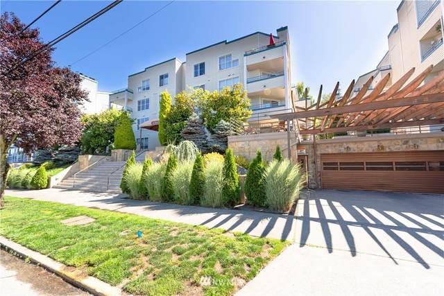 6960 California Avenue SW A-306, Seattle, WA 98136 (#1641446) :: Pickett Street Properties
