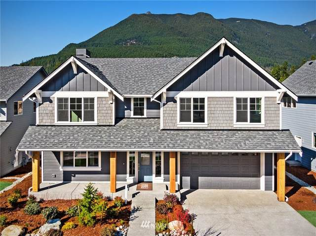 2842 SE 16th (Lot 17) Street, North Bend, WA 98045 (#1641551) :: NW Home Experts