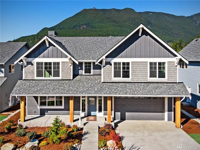 2842 SE 16th (Lot 17) Street, North Bend, WA 98045 (#1641551) :: Ben Kinney Real Estate Team