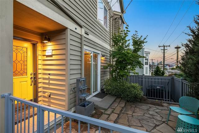 1018 Taylor Ave N A, Seattle, WA 98109 (#1641560) :: The Original Penny Team