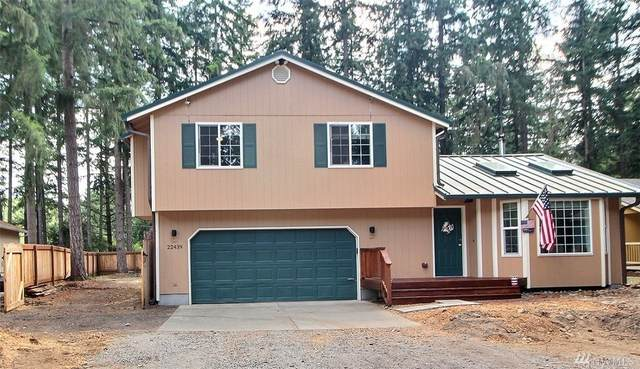 22439 Bluewater Dr SE, Yelm, WA 98597 (#1641562) :: Keller Williams Western Realty