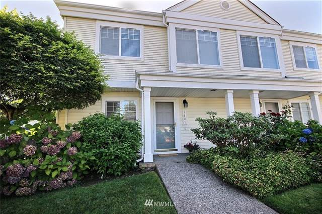 5431 S 237th Place 13-1, Kent, WA 98032 (#1641565) :: Pacific Partners @ Greene Realty
