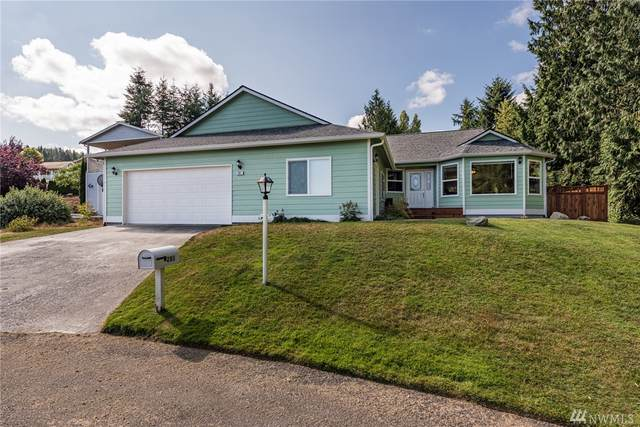 281 Coral Dr, Sequim, WA 98382 (#1641587) :: Better Properties Lacey