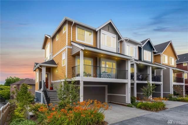 3270 SW Graham St #501, Seattle, WA 98126 (#1641605) :: Ben Kinney Real Estate Team