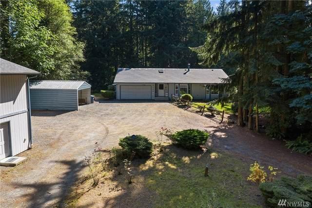 16722 43rd St Ct E, Lake Tapps, WA 98391 (#1641609) :: Better Properties Lacey