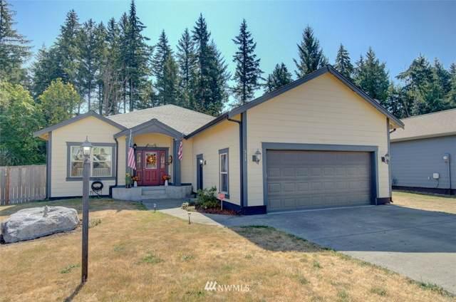 511 Emerald Lane SE, Rainier, WA 98576 (#1641673) :: Pacific Partners @ Greene Realty