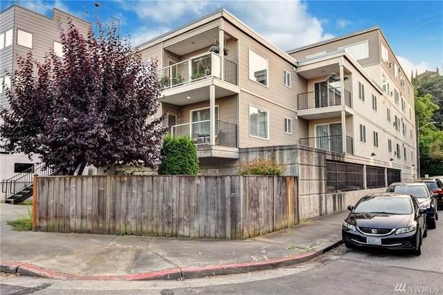 559 Mcgraw #105, Seattle, WA 98109 (#1641698) :: Alchemy Real Estate