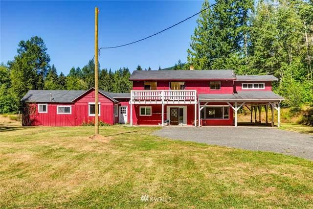 7561 Silver Lake Road, Maple Falls, WA 98266 (#1641728) :: Better Properties Lacey