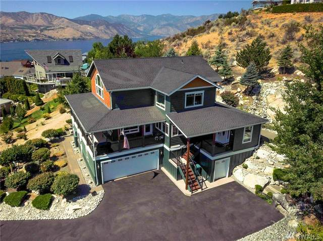 107 Grouse Place, Chelan, WA 98816 (#1641808) :: Ben Kinney Real Estate Team