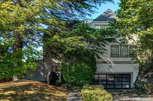 4814 SW Hill, Seattle, WA 98116 (#1641903) :: The Original Penny Team