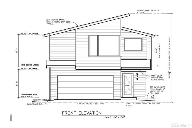 (Lot 21) Sunseeker Lane, Bellingham, WA 98226 (#1641982) :: My Puget Sound Homes