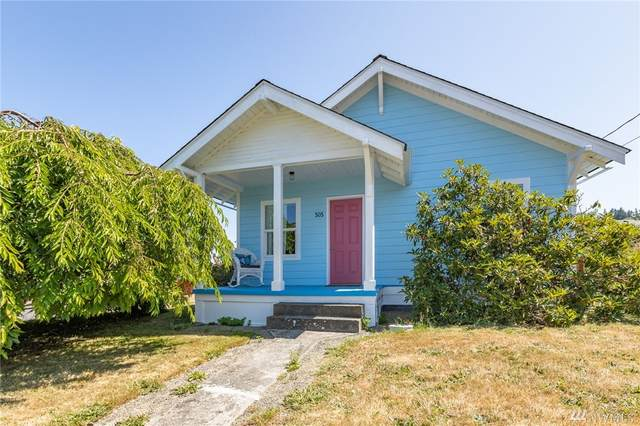 505 S Francis St, Port Angeles, WA 98362 (#1641991) :: Better Properties Lacey