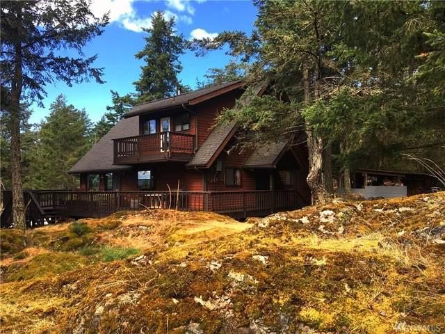 59 Fawn Lane, Orcas Island, WA 98243 (#1642056) :: Ben Kinney Real Estate Team
