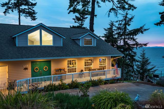 547 Seaside Dr, Coupeville, WA 98239 (#1642062) :: Better Properties Lacey