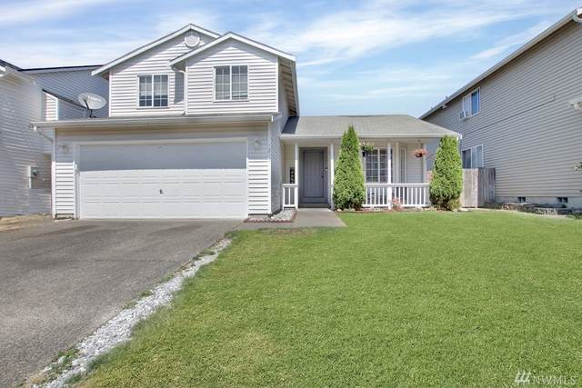 1217 203rd St E, Spanaway, WA 98387 (#1642069) :: Priority One Realty Inc.