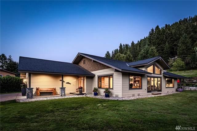 9739 Dye Rd, Leavenworth, WA 98826 (MLS #1642086) :: Nick McLean Real Estate Group