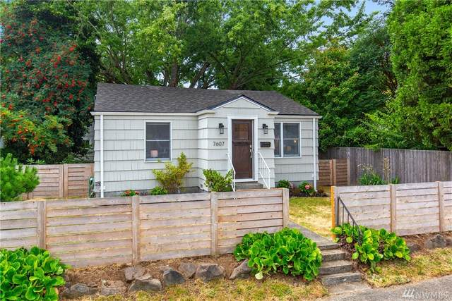 7607 11th Ave SW, Seattle, WA 98106 (#1642129) :: Better Properties Lacey