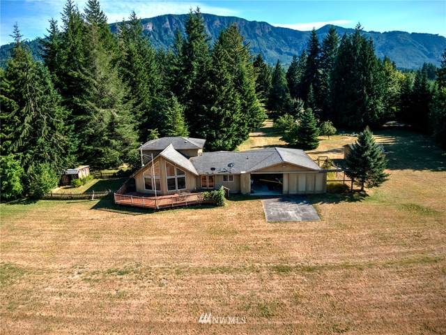 180 Shelton Road, Randle, WA 98377 (#1642165) :: Ben Kinney Real Estate Team