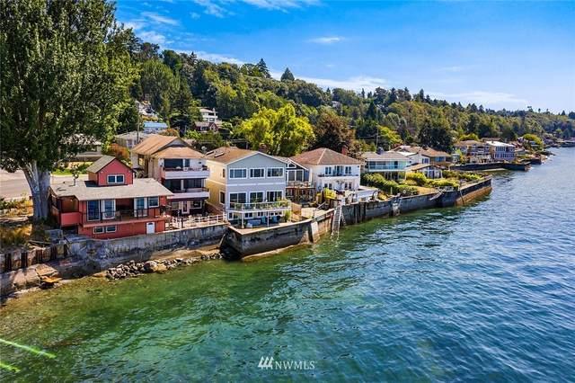 4703 Beach Drive SW, Seattle, WA 98116 (#1642174) :: Provost Team | Coldwell Banker Walla Walla