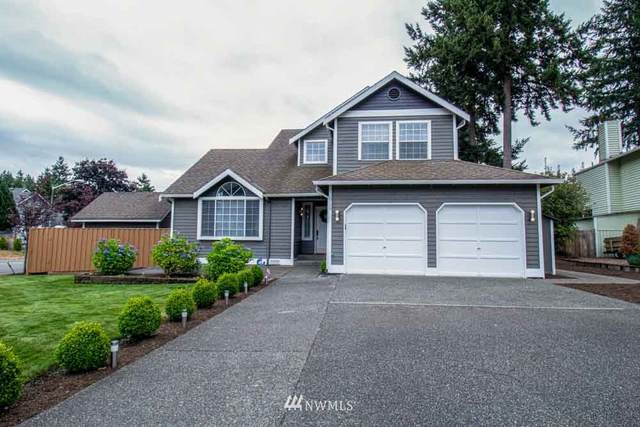 18735 SE 258th Place, Covington, WA 98042 (#1642223) :: KW North Seattle