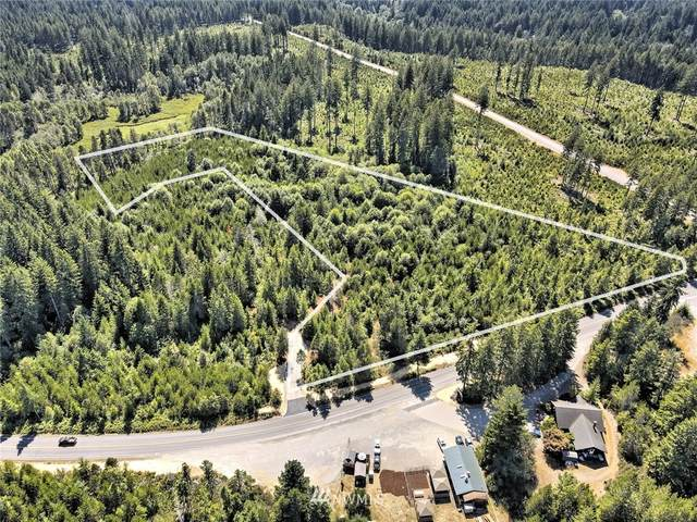 0 N Lake Cushman Road, Hoodsport, WA 98548 (#1642239) :: Real Estate Solutions Group