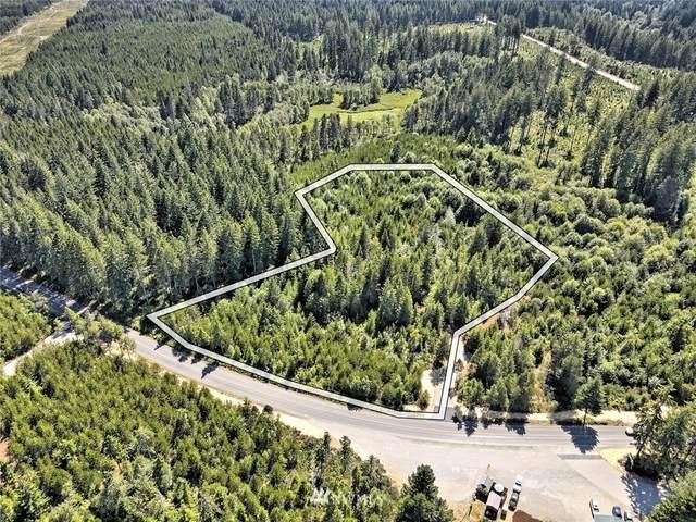 0 N Lake Cushman Road, Hoodsport, WA 98548 (#1642241) :: Real Estate Solutions Group